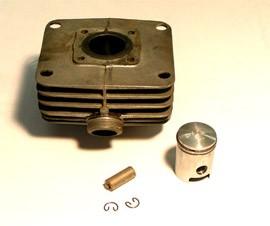 Zylinder mit Kolben Simson S 51/ SR 50