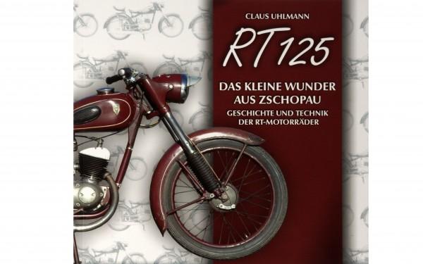 RT 125 - Das Kleine Wunder, Buch über die Historie der RT 125