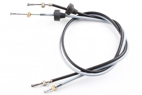 Kupplungszug MZ -ES 250/2, ETS 250, TS 250- Flachlenker, grau o. schwarz