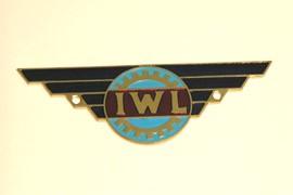 Plakette IWL gerade