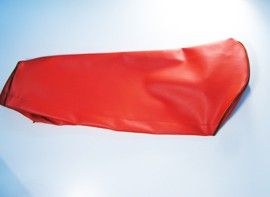 Sitzbankbezug MZ-ES 150 rot