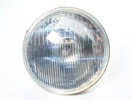 Scheinwerfereinsatz Simson Star/ Schwalbe/ Sperber/ Habicht ( Reflektor mit Glas)