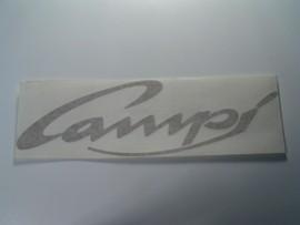 Schriftzug IWL-Anhänger Campi