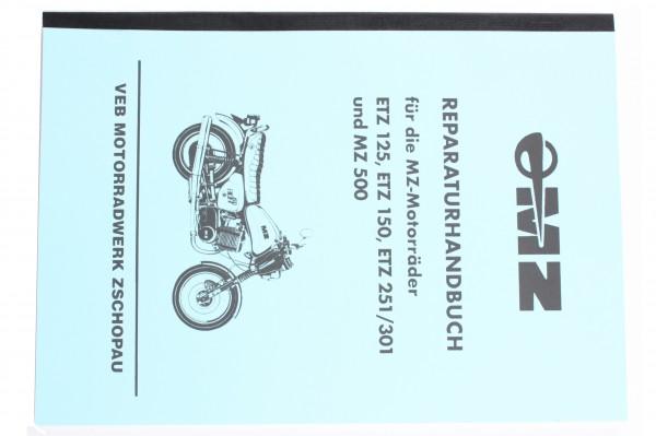 Reparaturhandbuch ETZ 150 u. 251