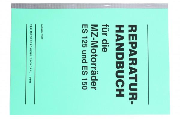 Reparaturhandbuch ES 125/150