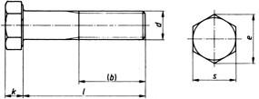 Sechskantschraube M5x15