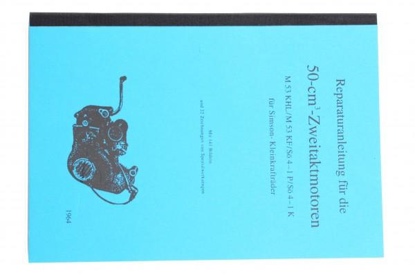 Rep.-Handbuch f.Motor SR1/2,KR 50/51,Spatz
