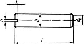 Gewindestift M6x6