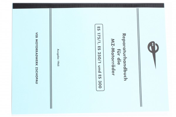 Reparaturhandbuch ES 175/1,250/1,300