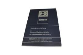 Reparaturhandbuch S51, KR 51/2 Schwalbe