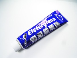 Elsterglanz Metallpolitur, Tube 150ml