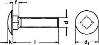 Flachrundkopfschraube M8x20