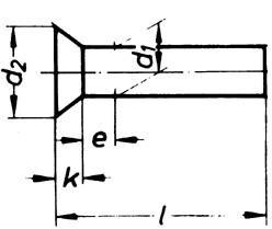 Senkniet 4x12