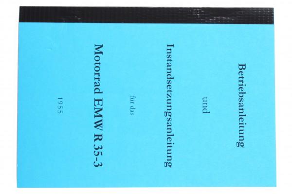 Instandsetzungsanleitung EMW-R 35/3