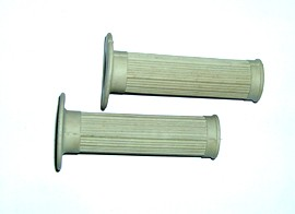 Griffgummi Simson-Mofa SL1 grau