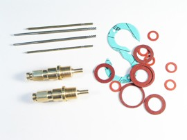 Vergaserreparatursatz IFA-BK 350 Flachschieber