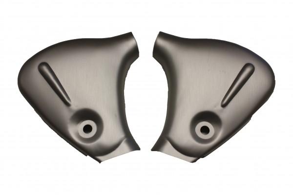 Zierblech für Vorderradgabel Simson-SR2 (Paar)