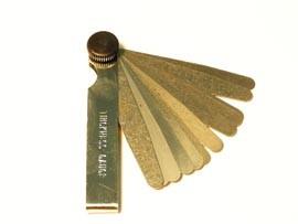 Blattfühllehre 0,05 bis 0,5mm